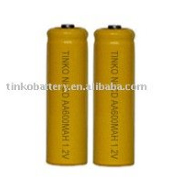 TINKO ni-cd rechargeable battery industrial/blister package