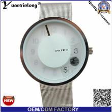 Yxl-356 Fashion Simple Design Men′s Watch Mesh Strap Quartz B Paidu Brand Watches Men Watch