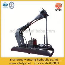 Cilindro hidráulico soporte