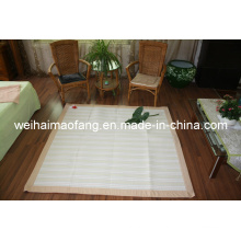 Baumwoll-Teppich für zu Hause, Baby, Dekoration, Gebet (NMQ-WCAT001) 0