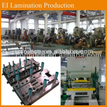 Transformador do EI aço de laminação com silicone de aço 50W600 CRNGO