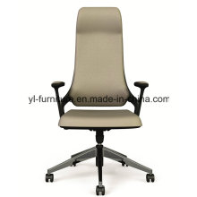 Moderne hohe Rücken PU Leder Bürostuhl / Swivel Executive Chair
