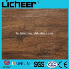 Plancher de planche de vinyle commercial / plancher de pvc prix / haute qualité
