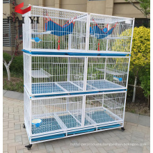 New Design Pet Cat Cage,Metal Cat Cage,Cat Breeding Cage Supplier