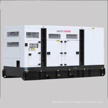 Diesel-schallgedämmtes Genset 500kVA 400kw mit CER / Soncap / CIQ-Zertifikat Perkins