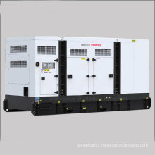 500kVA 400kw Diesel Soundproof Genset with CE/Soncap/CIQ Certificate Perkins