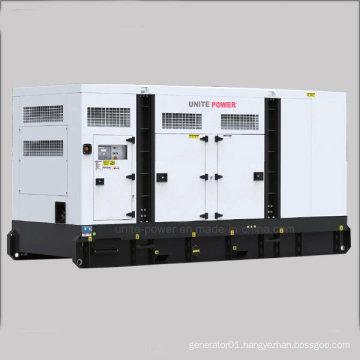 500kVA 400kw Diesel Soundproof Genset with CE/Soncap/CIQ Certificate Perkins