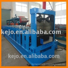 steel sheet roof ridge cold roll forming machines for manufacturer