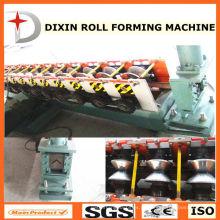 Rolo de linha dupla de canal duplo CU quilha dá forma à máquina