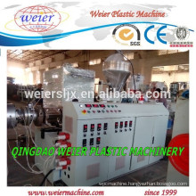 PVC PIPE MACHINE PVC pipe extruder line