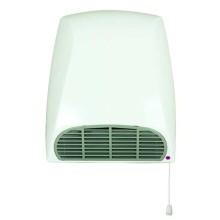 Calefator de ventilador da parede do banheiro