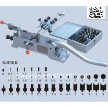 Faca de aço CX-25B dá forma à máquina