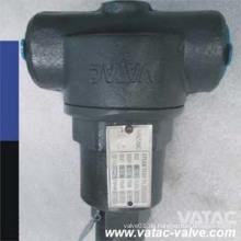 ANSI Cl150 # A105 / Lf2 / F11 / F304 / F316 Bimetall-Kondensatableiter
