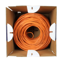 Cable LAN CAT6 Cable de red UTP / FTP / SFTP