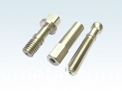five axis pin machining