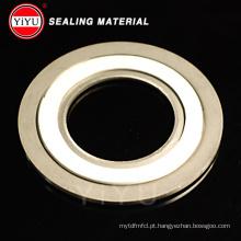 Junta de metal PTFE (aço inoxidável)