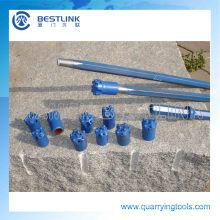 China High Quality Taper Drill Rods for Bits