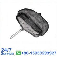 Aluminum Deep Rake ( Nylon Net ) Swimming Pool Cleaning Equipment Leaf Rake T541