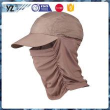 Le chapeau extérieur le plus populaire pour les sports en plein style