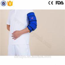 DVT prevención anciano cuidado de la salud codo almohadilla de gel de enfriamiento