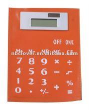 Flexible rubber calculator for kids