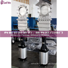 Ss316 Bonnet Bonneted Knife Gate Valve