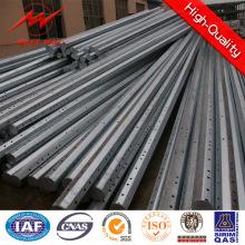 Pólo de aço de Nea 25FT 30FT 35FT 4FT 45FT Pólo de aço com HDG