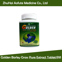 Golden Barley Grass Pure Extract Tablet/Pill - Health Supplement for Diabetes