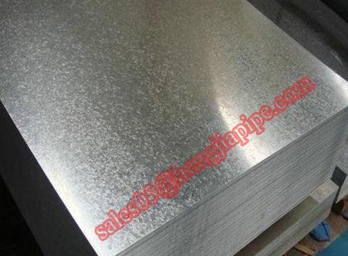 metal plate galvanizing