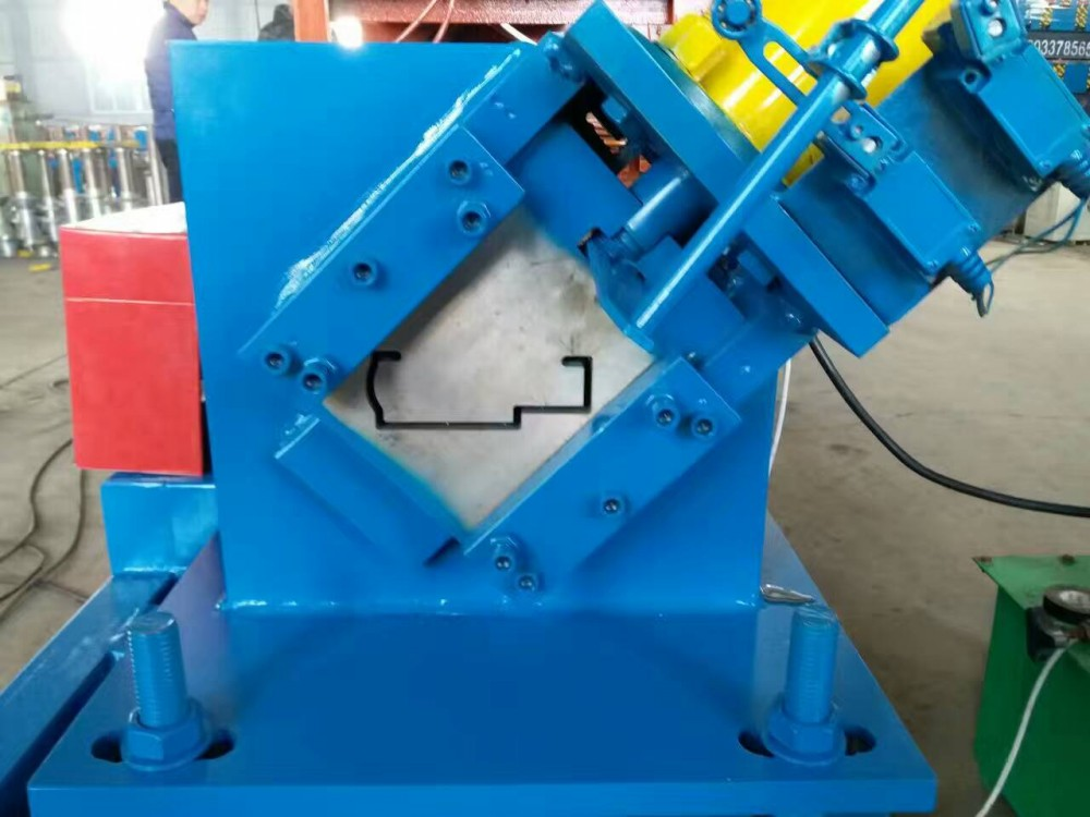 Door Frame Forming Machine Cutting