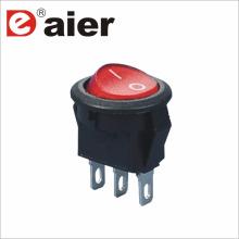 220В с подсветкой перекидной переключатель