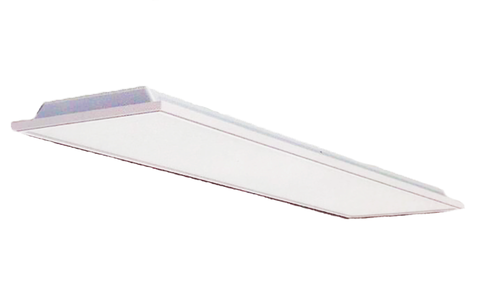 Direct emitting led panel light