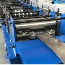 Yx15x40-80x100-300mm C purlin rollfomer machine