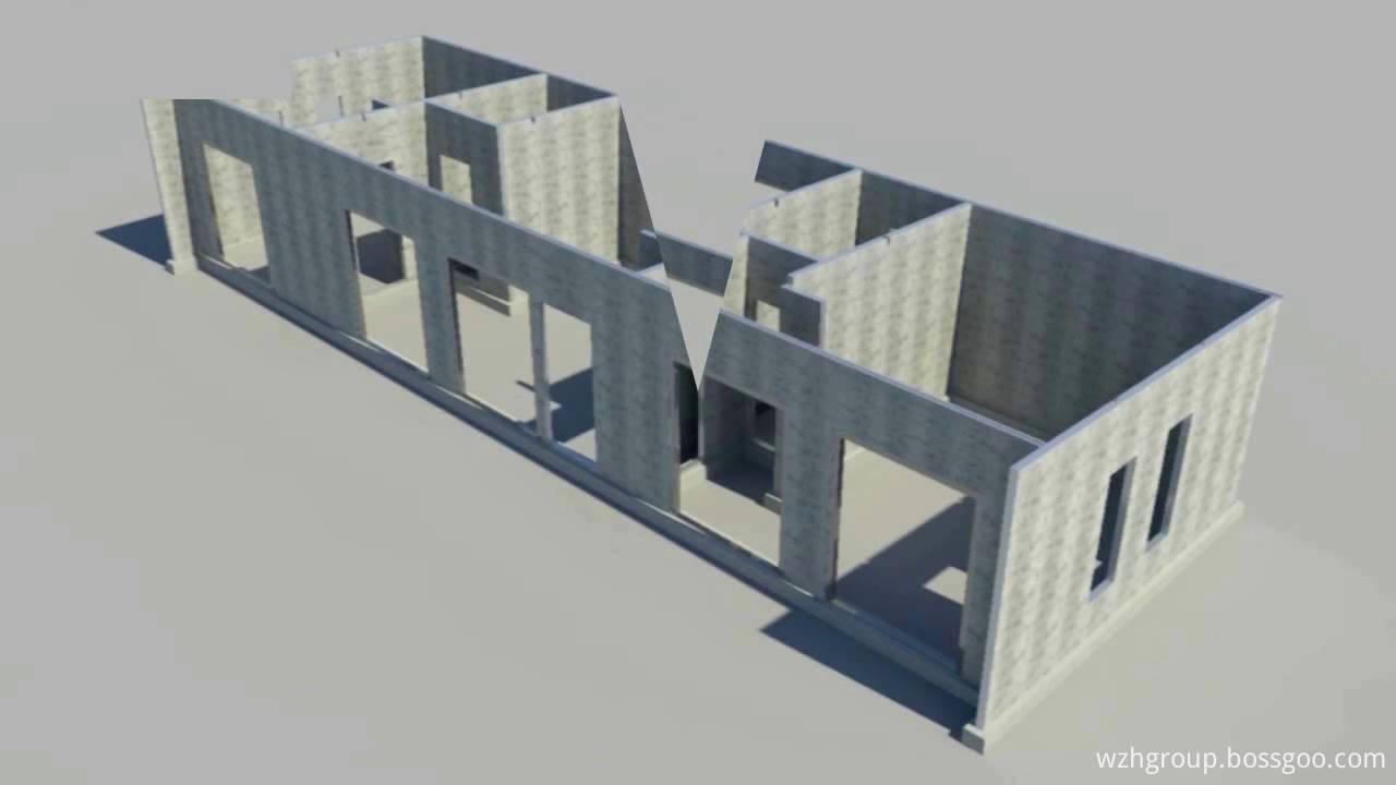 foam cement wall panel