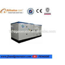 Hot sale 350KW diesel generator fuel consumption per hour