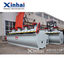 Gold Dissolved Air Flotation Machine , Flotation Separator Equipment Group Introduction