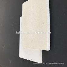 matériel ignifuge MGO conseil SIP Panneau d'oxyde de magnésium pour la cloison de mur