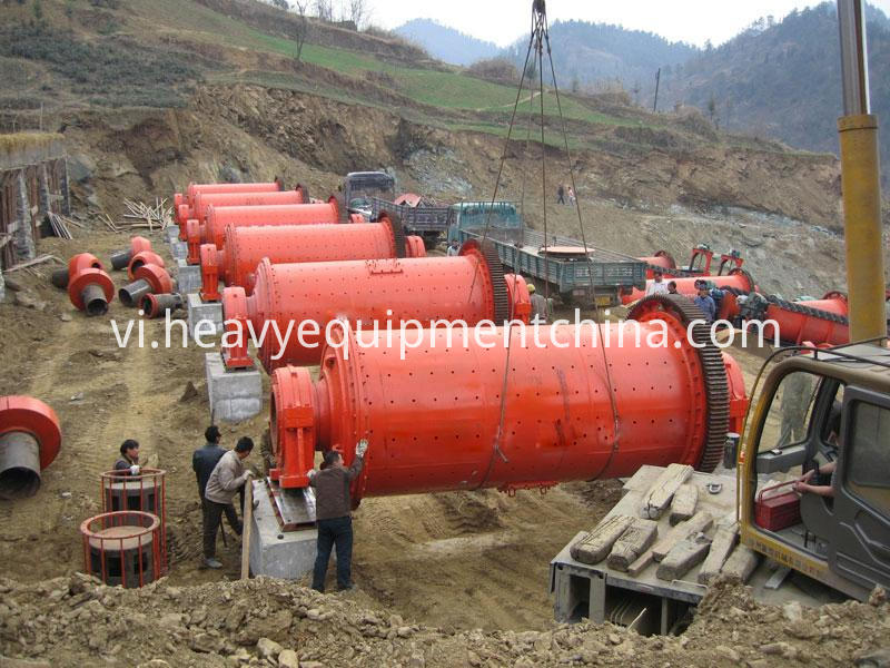 Ore Ball Mill