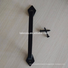 China Supplier High Quality Door Handle Steel Bar Wooden Door Handle