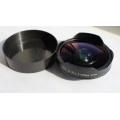 Lente olho de peixe do projetor para SANYO Xm100 / 150