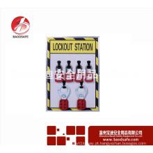 Estação de bloqueio 4 Lock com conteúdo