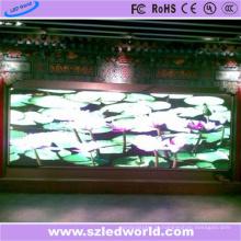 Painel de exibição de tela de LED interno 4m * 3m P6