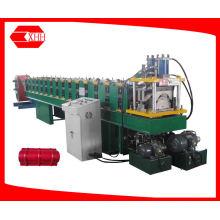 Machine de formage de rouleaux de tuiles en tôle en tôle en tôle d'acier en couleur (YX35-400)