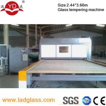 Máquinas de vidro temperado fabricadas na China