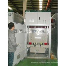 Aparamenta de alta tensión Metal-incluido de 33kV / panel de distribución