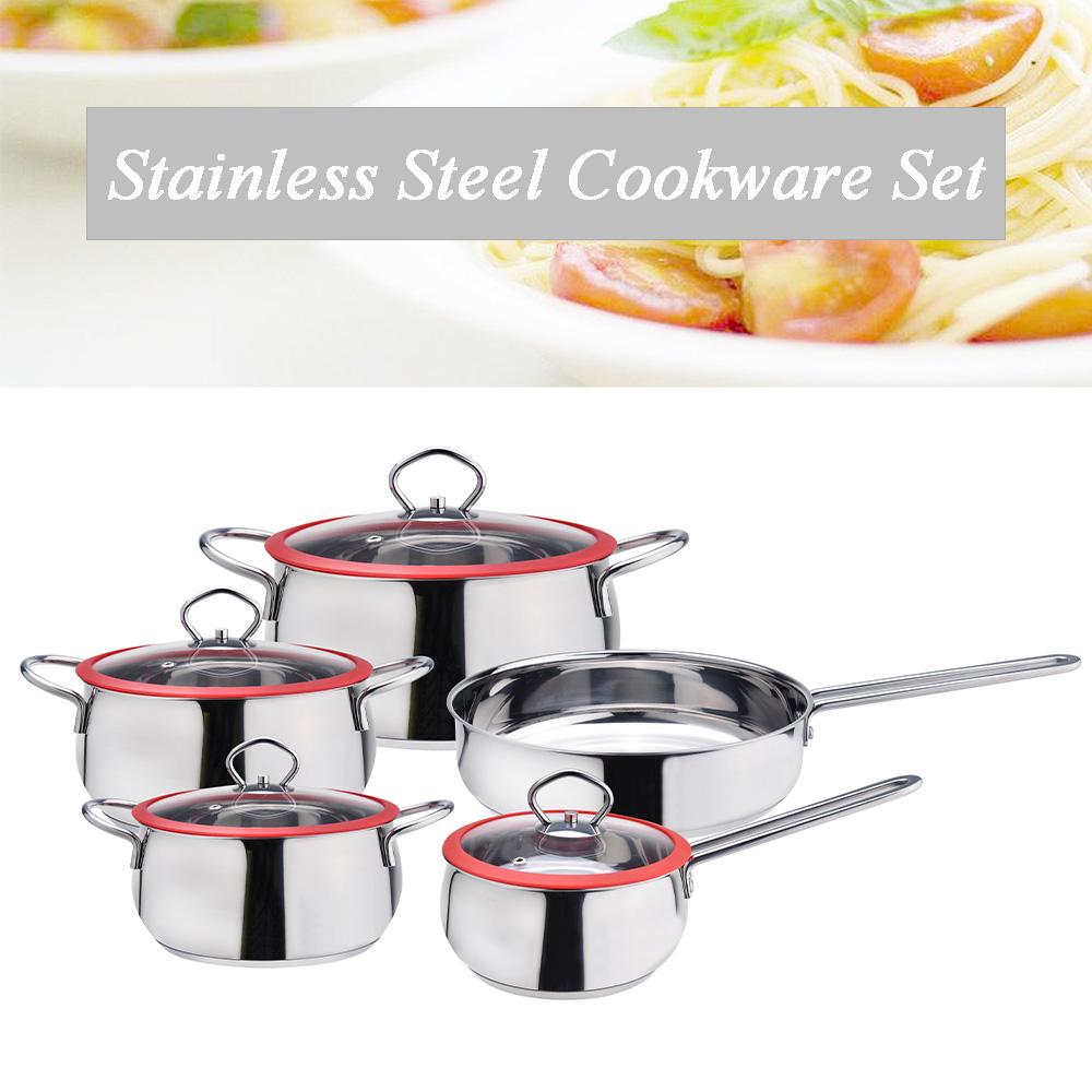 open fire cookware