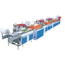 Máquina de impresión de serigrafía Spr Series