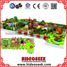 Indoor Soft Amusement Park Equipment for Children
