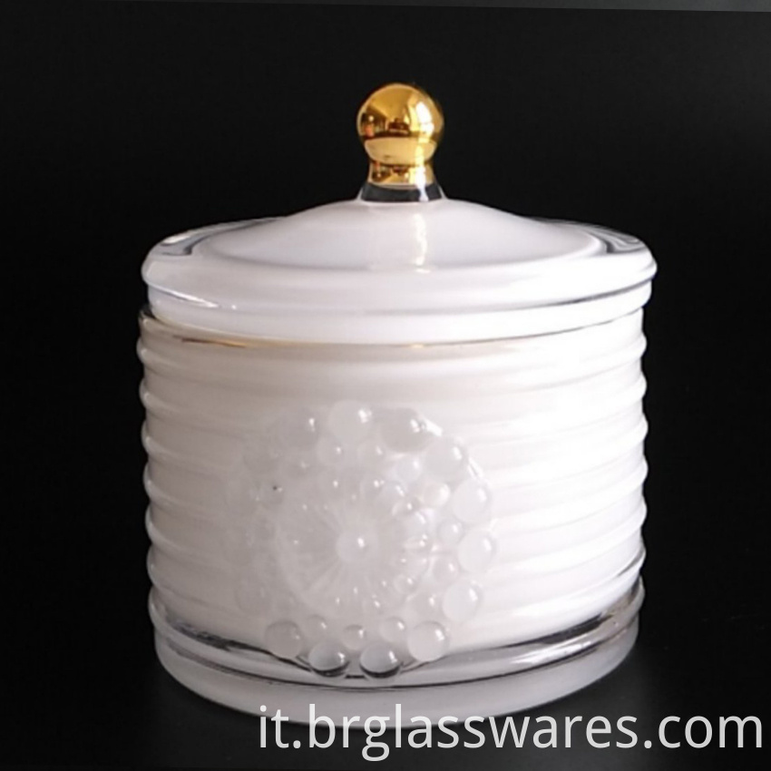 Cylinder Glass Jar4