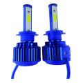 LED-Scheinwerfer blaue Farbe Birnen Lichter